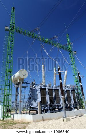 High Power Station