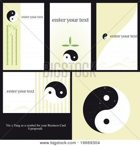 Business Card / Yng Yang