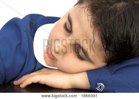 Sleeping Pupil