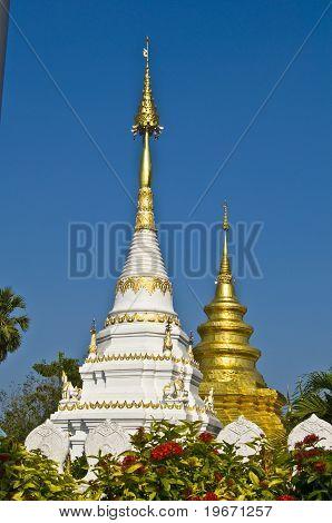 Wat Phrathat Sri Chom Tong