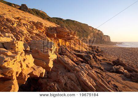 Sandstone Beach