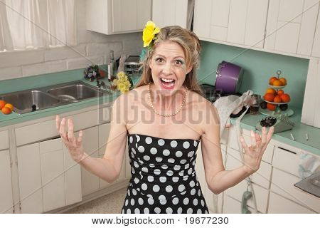 Angry Housewife