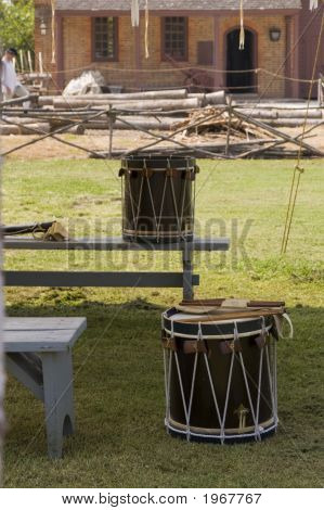 Colonial Drums