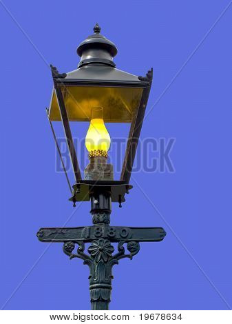Antique Lamppost