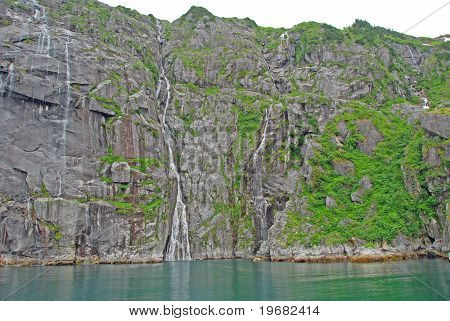 Waterfall Cliffs