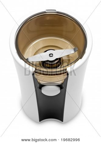 Electric Grinder For Coffee Or Spices