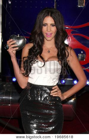 LOS ANGELES - MAY 11:  Hope Dworaczyk arriving at the Maxim Hot 100 Party at Eden on May 11, 2011 in Los Angeles, CA
