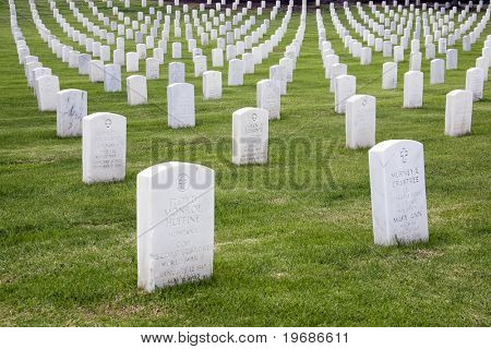National graveyard