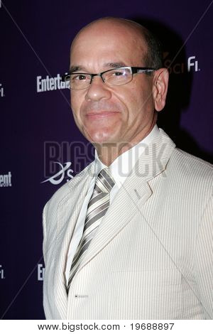 SAN DIEGO, CA - July 26: Actor Robert Picardo attends the annual Comic Con International SciFi Channel party hosted by Entertainment Weekly on July 26, 2008 in San Diego, CA.