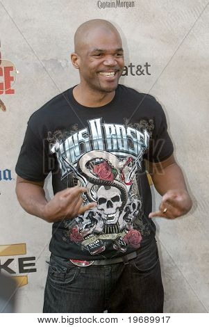 CULVER CITY, CA - JUNE 5: Darryl Matthew arrives at the 4th annual Spike TV's