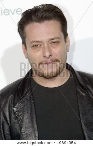 HOLLYWOOD - JAN. 10:  Edward Furlong arrives at the