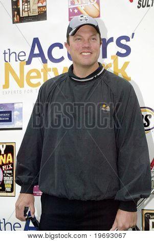TARZANA, CA - APRIL 18:Adam Baldwin arrives at the 8th annual