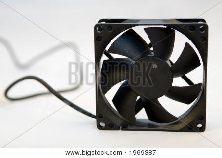 Ventilador de la computadora