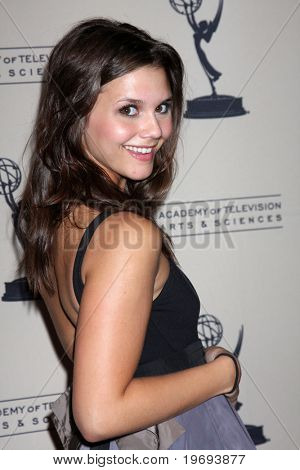 BEVERLY HILLS - JUN 24:  Alexandra Chando arrives at the TV Academy's reception for the 2010 Daytime Emmy Awards Nominees SLS Hotel on June 24, 2010 in Beverly Hills, CA
