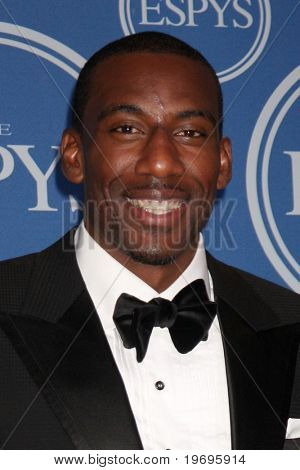 LOS ANGELES - JUL 14:  Amar'e Stoudemire  in the Press Room of the 2010 ESPY Awards at Nokia Theater - LA Live on July14, 2010 in Los Angeles, CA ....