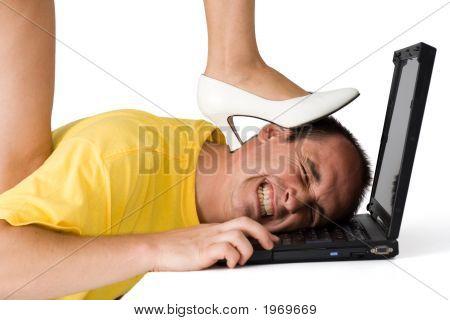 Schluss mit der Arbeit am Computer!