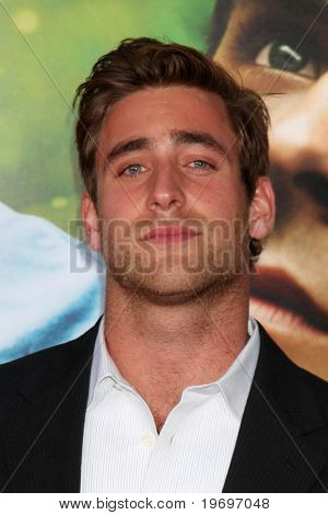 "LOS ANGELES - JUL 20:  Oliver Jackson Cohen arrives at the ""Charlie St. Cloud"" Premiere at Village Theater on July 20, 2010 in Westwood, CA ...."