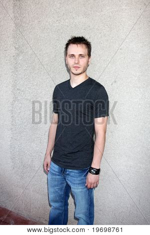 LOS ANGELES - JUL 24:  Jonathan Jackson at  the 2010 General Hospital Fan Club Lunchen  at Airtel Hotel on July24, 2010 in Van Nuys, CA ....