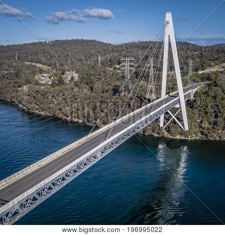 Batman Bridge By The Tamar