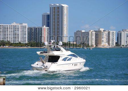Small Luxury Yacht