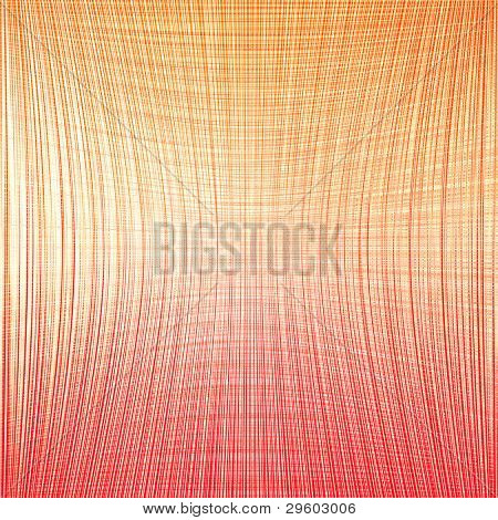 abstract golden orange background in small cell