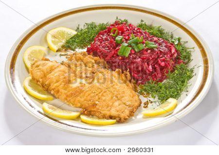Tilapia Dish