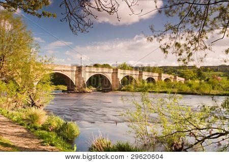 Bridge At Corbridge