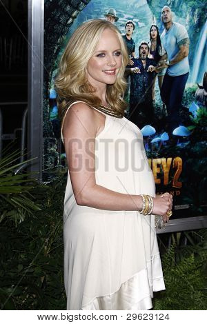 LOS ANGELES, CA - FEB 2: Marley Shelton at the 'Journey 2: The Mysterious Island' Premiere at Grauman's Chinese Theater on February 2, 2012 in Los Angeles, California
