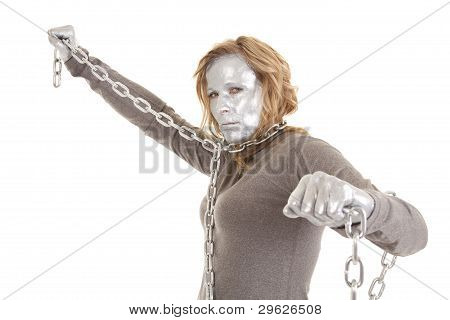 Holding Up Chain