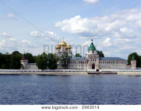 Kostroma. Ipatievsky  Monastery