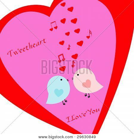 Tweetheart Valentine