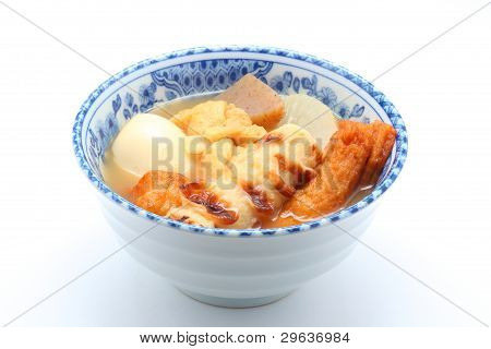 Oden, Japanese Food