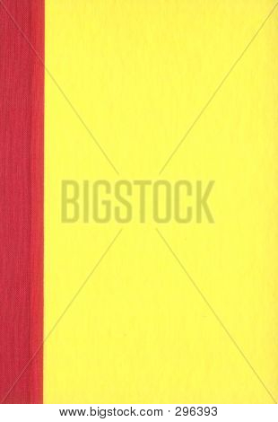 Red Yellow Textured Background