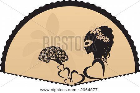 girl or woman