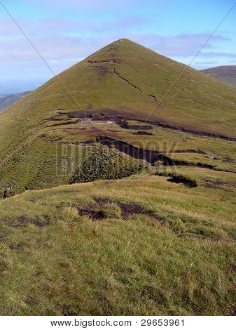 View of Galtee Beag, Galtee Mountains, Ireland