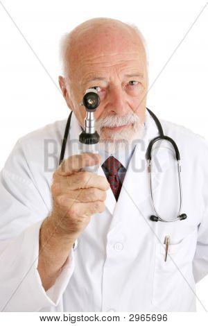 Doctor - Under Scrutiny
