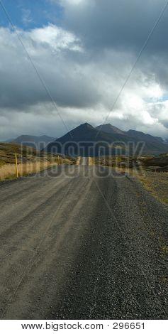 Ártico estrada do sertão