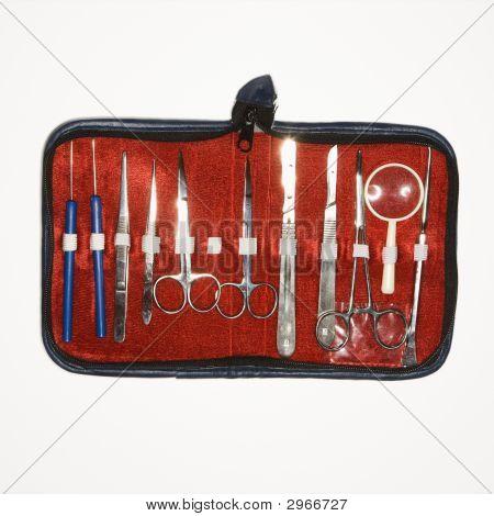 Medical Kit.