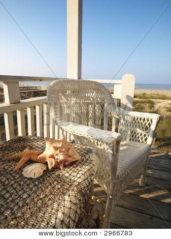 Strand Deck.