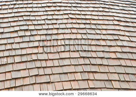 Wood Roof Tiles