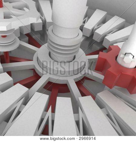 3D Mechanism