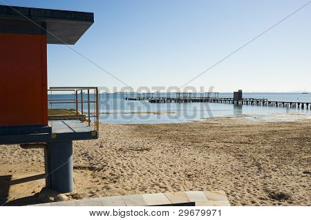 Lifeguard Post