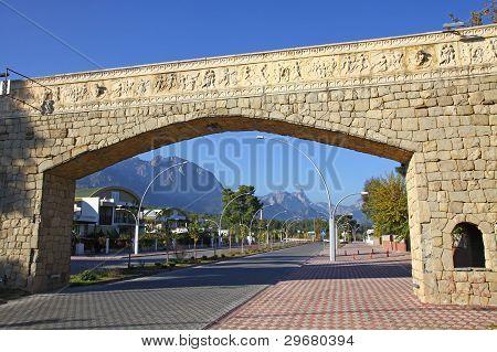 City Of Kemer, Antalya Province, Turkey
