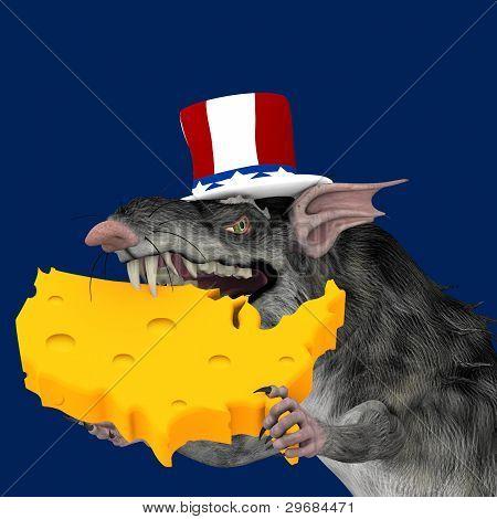 Political Rat
