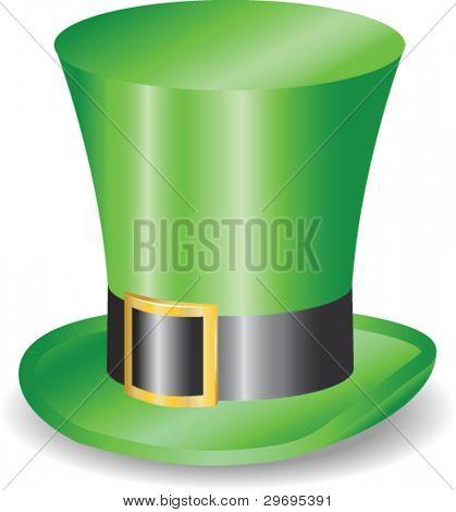 Irish hat  vector illustration