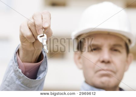 Key From Your New House