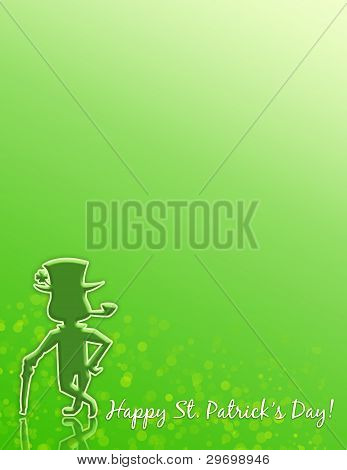 St. Patrick Tag Themen Poster / stationäre