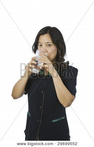 Water Break For Working Women