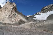 image of aconcagua  - Ascending from Base Camp to Camp One on Aconcagua - JPG