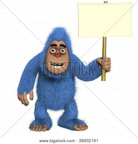 Blue Yeti Holding  Blank